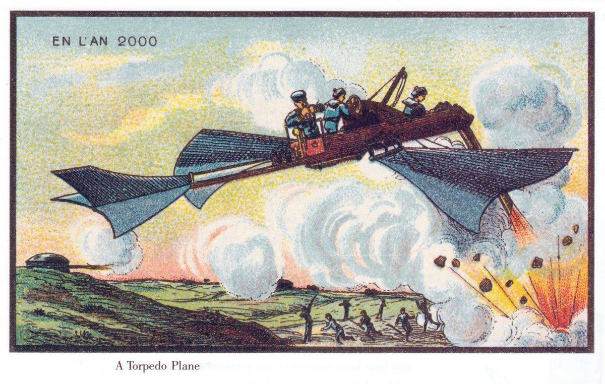 France_in_XXI_Century._War_plane